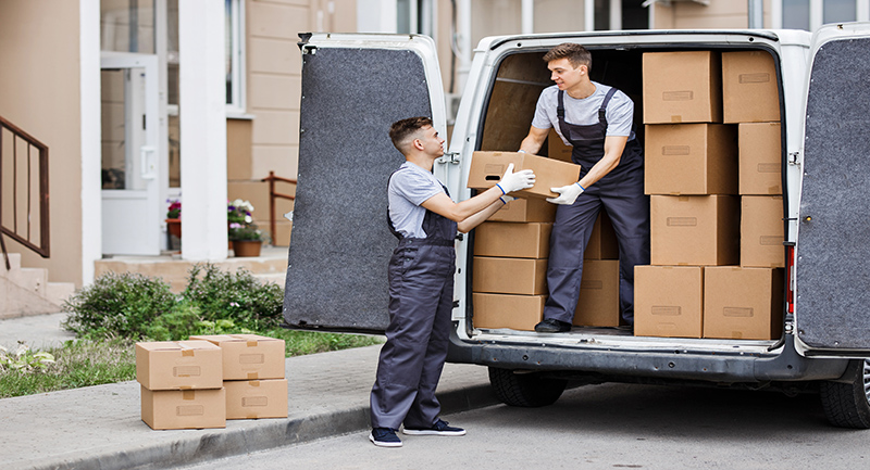 Man And Van Removals in Havant Hampshire